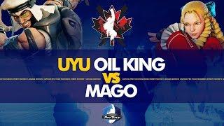 UYU Oil King (Rashid) vs Mago (Karin) - Canada Cup 2019 Top 8 - CPT 2019