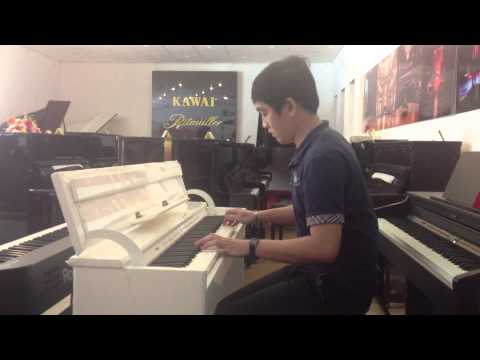 Wait There - Yiruma (live Version)