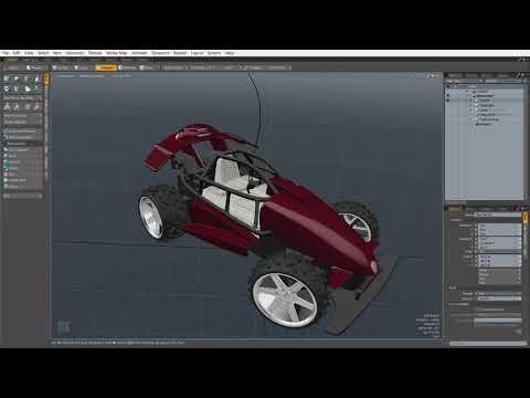3D (OpenGL) Viewport