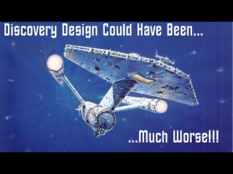 Discovery Ship Design Could Have Been Much Worse - Captains