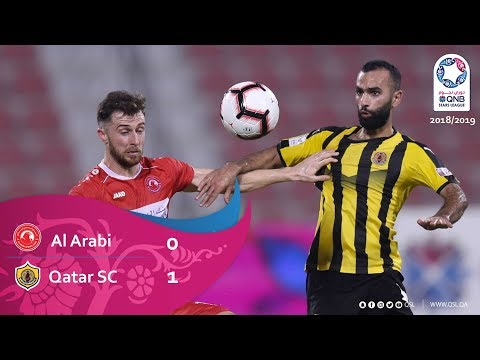 Al Arabi 0-1 Qatar SC - Week 10