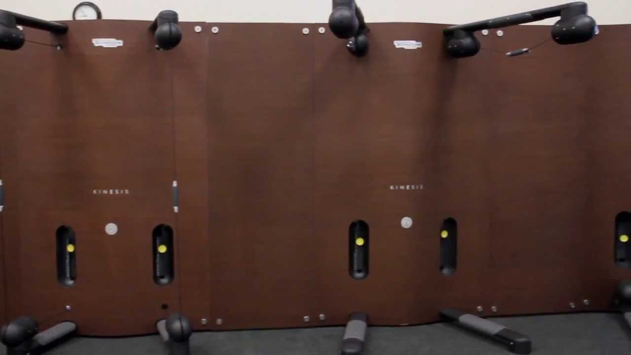Used Technogym Kinesis Wall For Sale Youtube