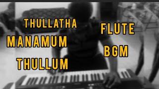 Thullatha manamum Thullum / bgm /flute/ cover