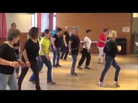 SHORT SKIRT Line dance