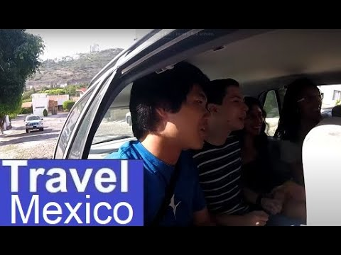 Hitchhiking to Mexico city #21 Travel the world for free