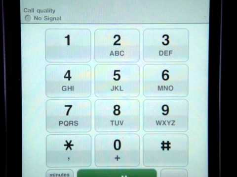 TextFree with Voice (Calling with Numbers and Letters)