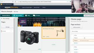 How to Build a Free Amazon Brand Storefront in under 15 Minutes - Merch Lifestyle 036