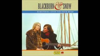 Blackburn & Snow-Takin