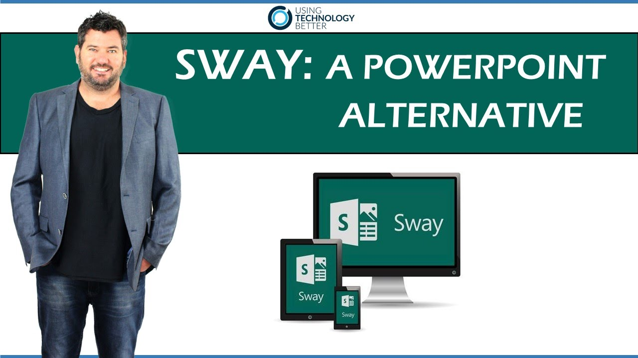 Sway: A PowerPoint Alternative - YouTube