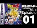Dragonball Z The Legacy of Goku 2 Episódio 01 swordlunge