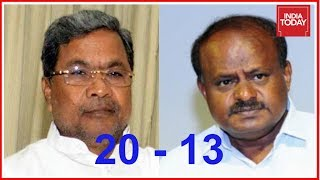 Karnataka Power Sharing Formula: Congress To Get 20 Cabinet Berths, JD(S) To Get 13