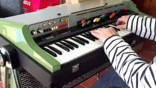 Farfisa VIP 200R orgue