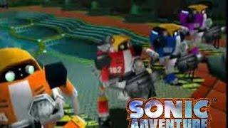 Sonic Adventure (Dreamcast) E-102 Gamma's Story