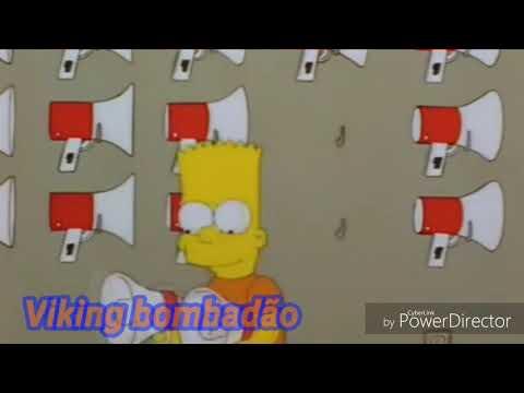 Bart simpson e o megafone (Everybody fu*king jump)