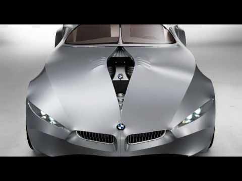 Bmw Gina Light Visionary Model Concept Car Youtube