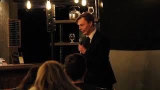 Justin Shaw at bar1911 (intro)
