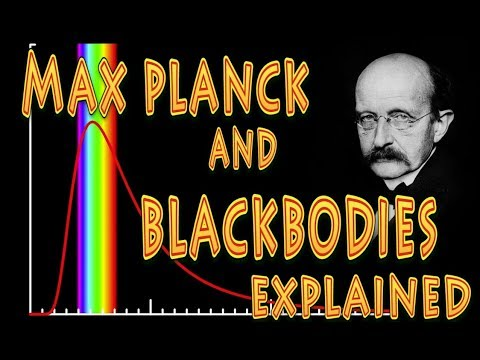 Black Bodies and Planck Explained