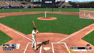 R.B.I. Baseball 15 - Giants vs. Dodgers