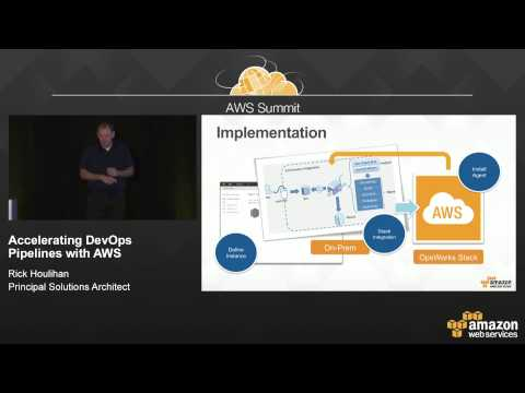 Accelerating DevOps Pipelines with AWS