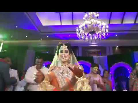 Bride dance on her wedding day on (Song - Nai Jana ) Choregraphed by Daljit