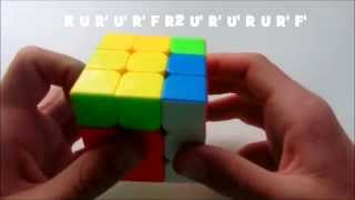 Gambar cover How To Do The T Perm- How To Do PLL's Like A Ninja [Cubing Ninja]