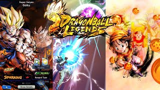 2500+ CHRONO CRYSTALS! DRAGON BALL LEGENDS SUMMONS! EPIC SPARKING PULLS!