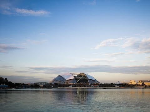 Singapore National Stadium and Sports Hub, IOC IAKS Award 2017