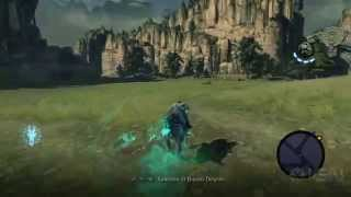 Darksiders 2: Deathinitive Edition Open-World Gameplay