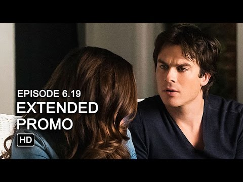 The Vampire Diaries 6x19 Extended Promo - Because [HD]