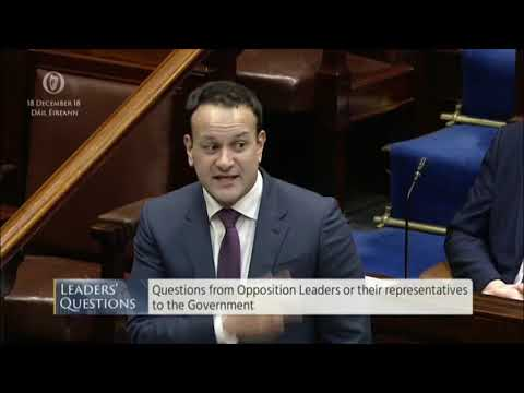 Row in Dáil over Roscommon eviction