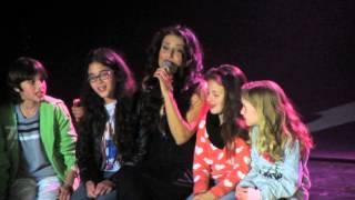 שיר לשירה מירי מסיקה Miri Mesika משכן לאמנויות הבמה הרצליה 15 1 10