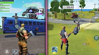 Top 5 Games like FORTNITE For Android 2018
