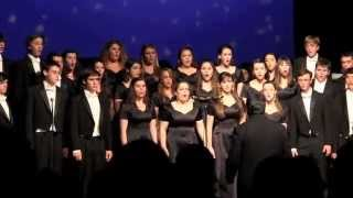 DHS Tudor Singers--Glory to the Newborn King