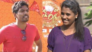 Made for Each Other Season 2 I Jareesh & Arathi, '10 Ka Dum' task's power couple I Mazhavil Manorama