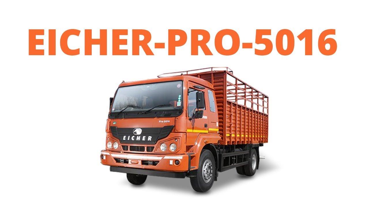 Eicher Pro 5016