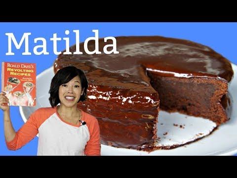 BRUCE BOGTROTTER'S CHOCOLATE CAKE | Matilda - Roald Dahl's Revolting Recipes