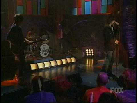 The Strokes - Is This It Live On Madtv High Quality (HQ) RARE!!
