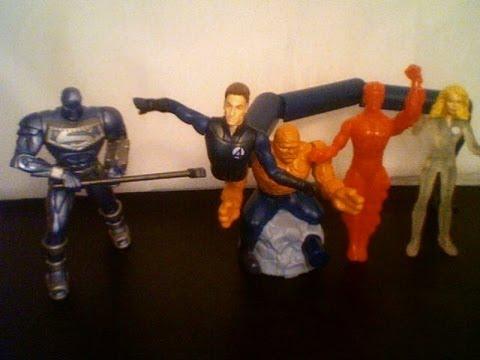 Steel (1997) VS The Fantastic Four (1994)! Marvel VS. DC: CBMC Round 1, Fight 4