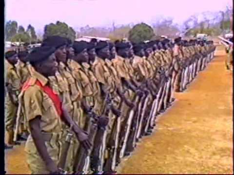 Parade police Malawi partie 1