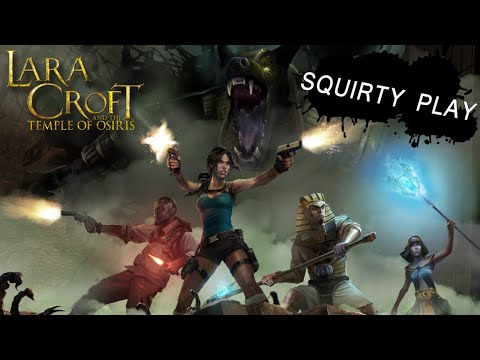 LARA CROFT AND THE TEMPLE OF OSIRIS - Egyptian Things And Stuff