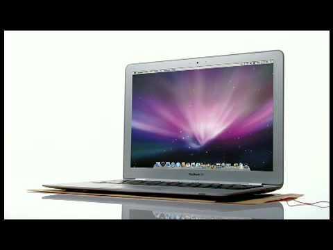 MacBook Air reklama
