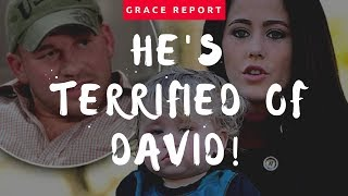 Nathan Griffith Accuses Jenelle Evans & David Eason of Abusing Kaiser