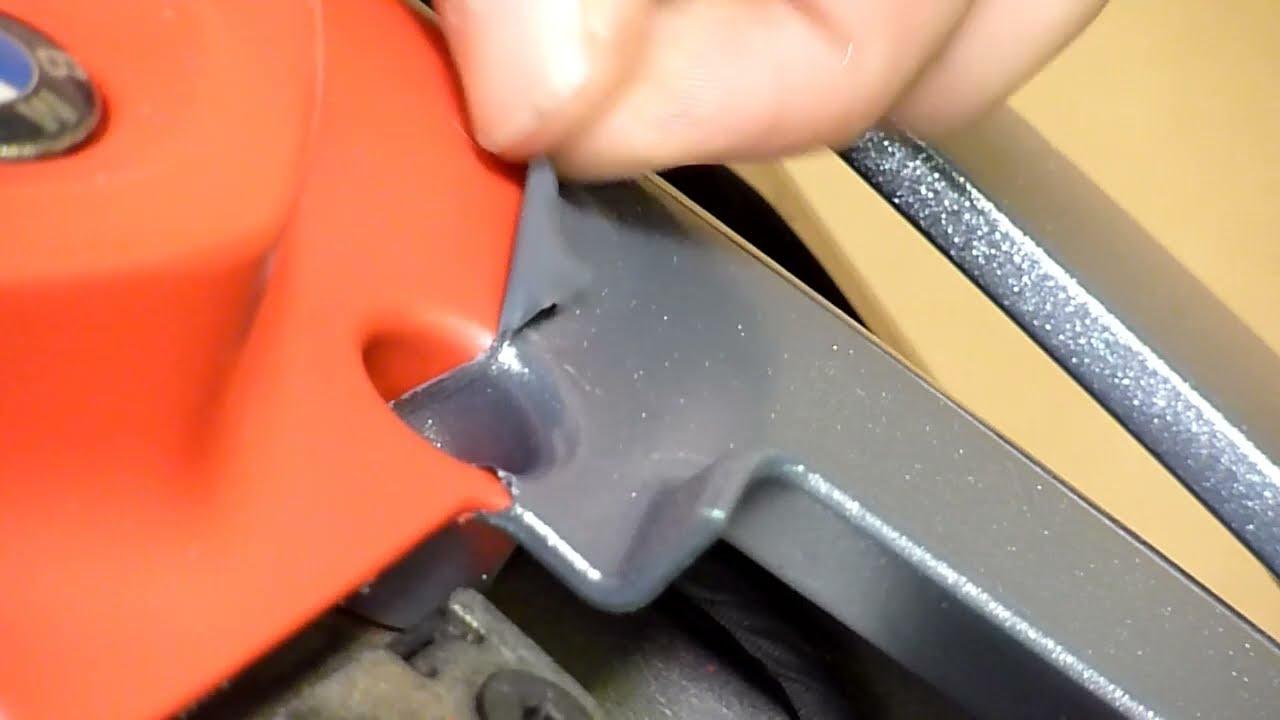 Comment Peindre Une Moto Avec Du Plasti Dip Bmw 650