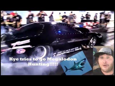 Kye Kelley Shocker vs Megalodon at The Memephis Street Outlaws No Prep