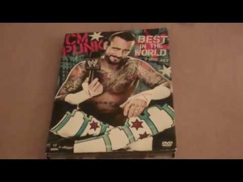 CM punk DVD Best in The World DVD Review