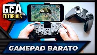 UM GAMEPAD desse BICHO! sê é loco 😏 - IPEGA 9076 Excelente Controle Para Android/Iphone & PC!