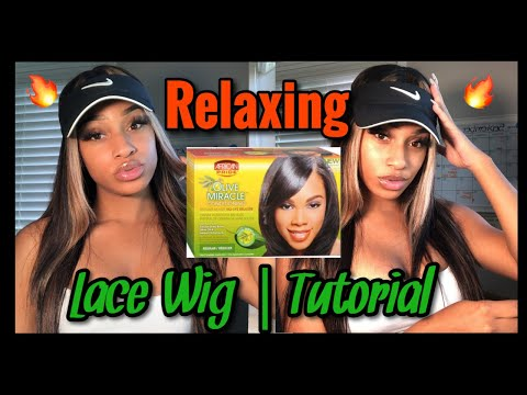 Relaxing Lace Wig | Does It Work?