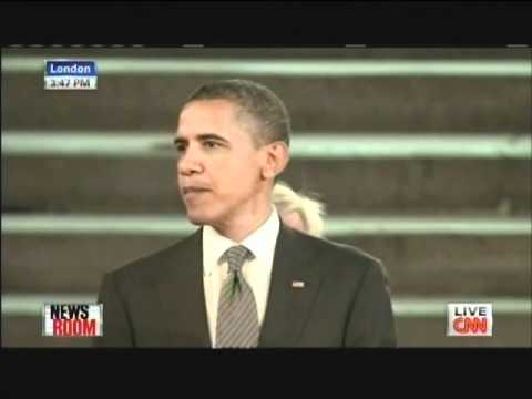 President Obama British Parliament Speech London England (May 25, 2011) [1/3]