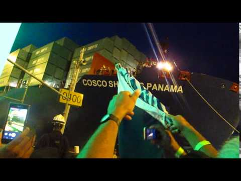 Panama Canal: COSCO Shipping Panama