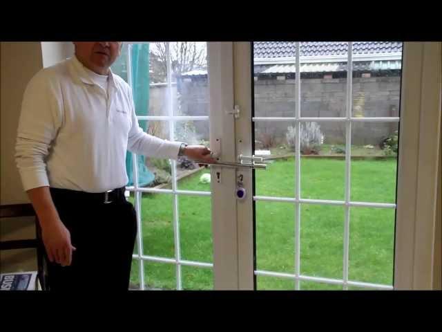 French Door Security